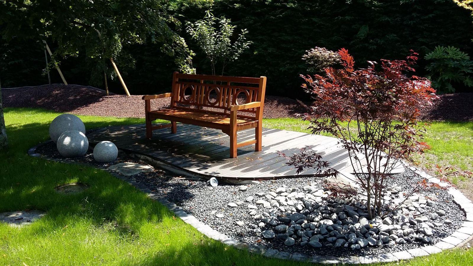 Conception Et Amenagement D Un Jardin Zen Par Un Paysagiste