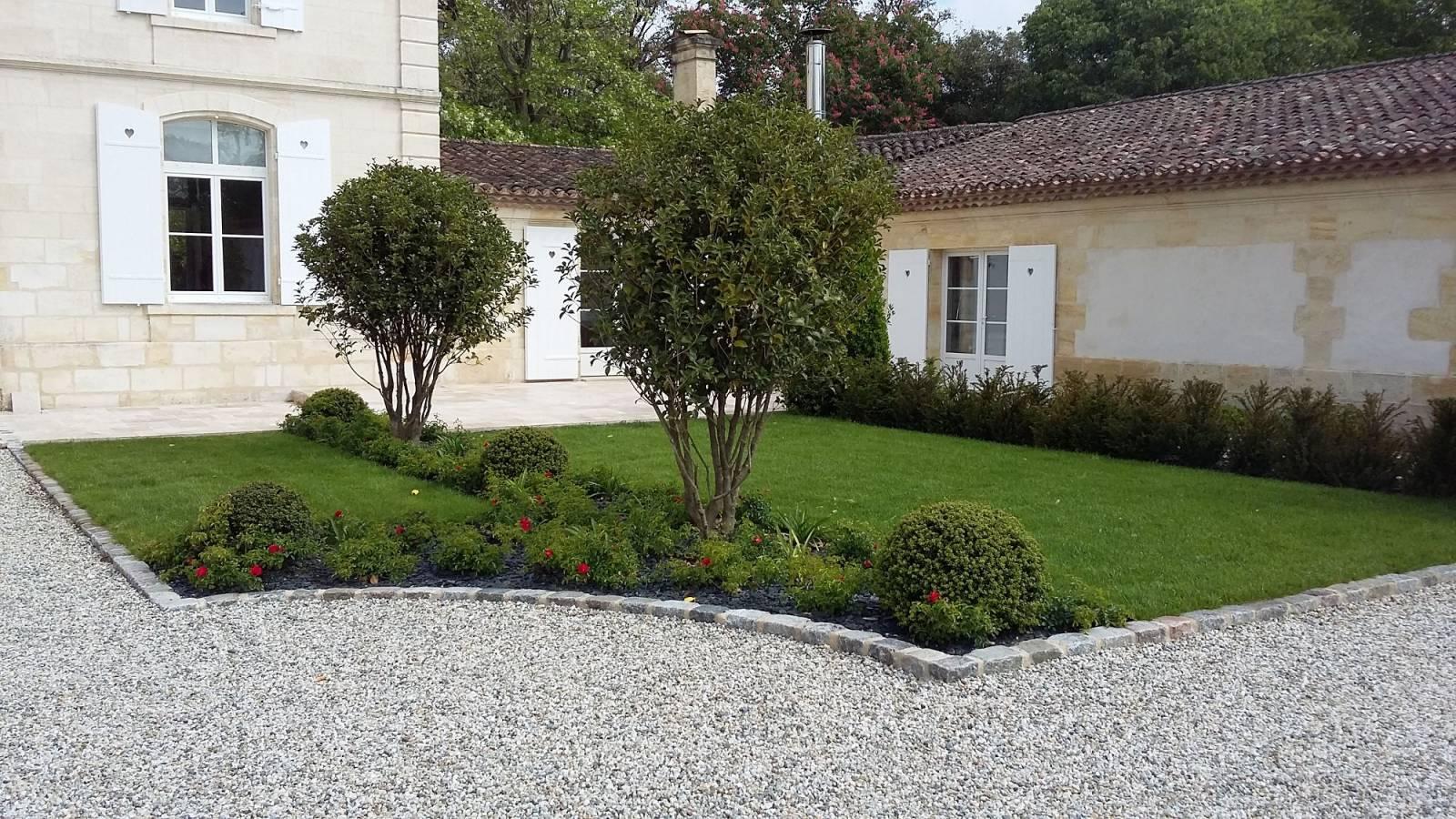 En automne pr voyez vos travaux de plantations et de for Entretien jardin gironde
