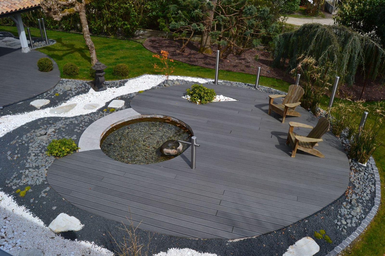 Bassin De Jardin Design Zen conception et aménagement d'un jardin zen par un paysagiste