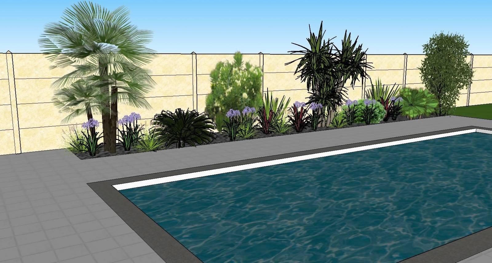 Paysagiste pour r alisation d 39 l vation de jardin for Amenagement jardin bordeaux